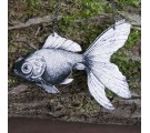 Must Valge Kuldkala Kaelaehe